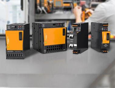 魏德米勒PROtop电源  迎接未来的挑战满足高要求的工业通讯解决方案