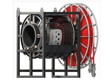 易格斯e-spool岸电 - 免滑动环岸电系统