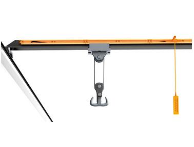 易格斯guidefast 控制——适用于室内起重机控制板的紧凑型拖链系统