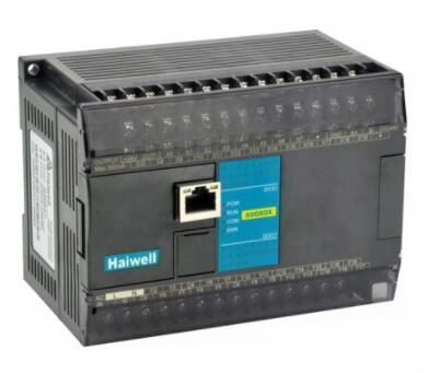 Haiwell海为以太网PLC  N40S2T-e 任意两轴直线圆弧插补 国产PLC精品