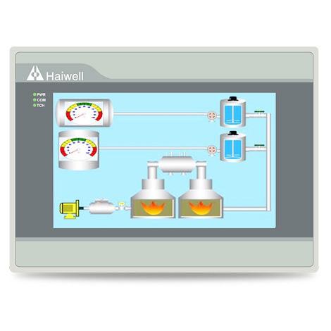 C7 - Haiwell(海为)7寸人机界面 以太网HMI