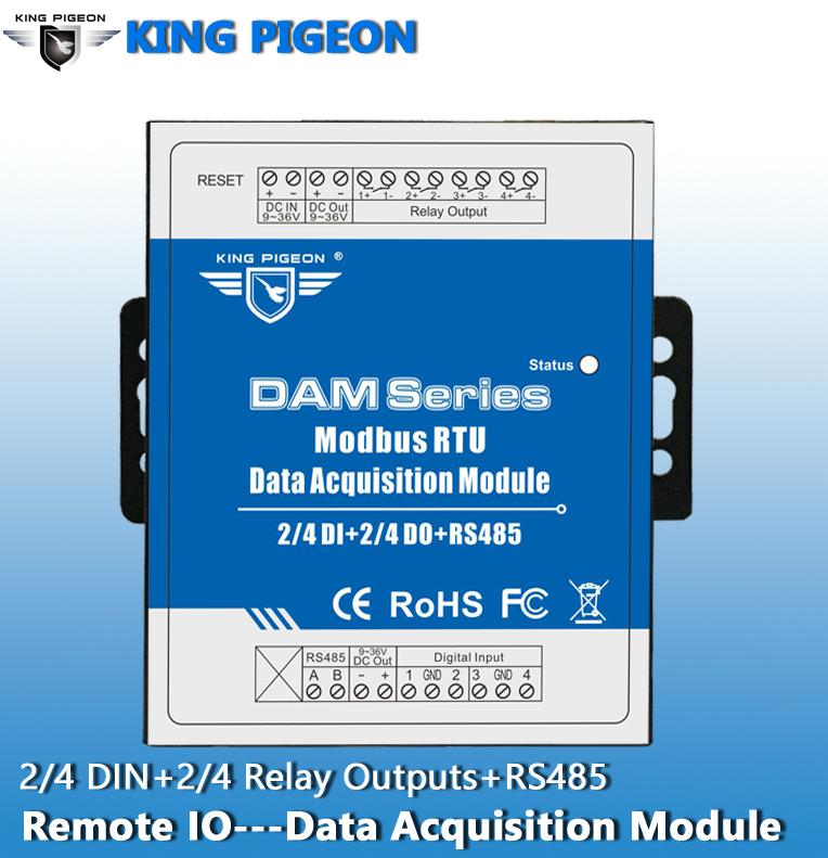 DAM112 远程数据采集模块