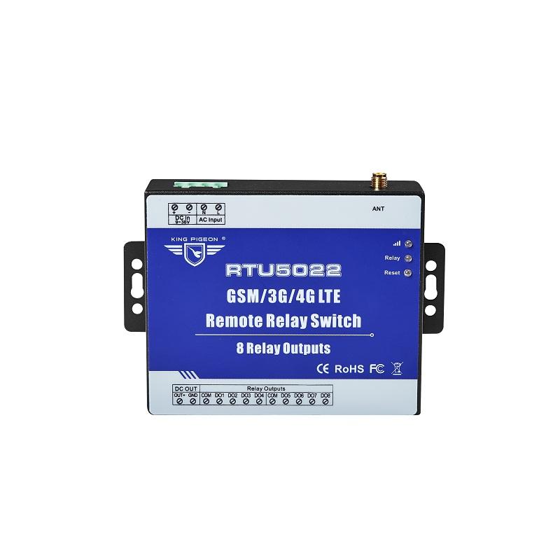 金鸽RTU5022 GSM 3G 4G RTU短信远程控制器