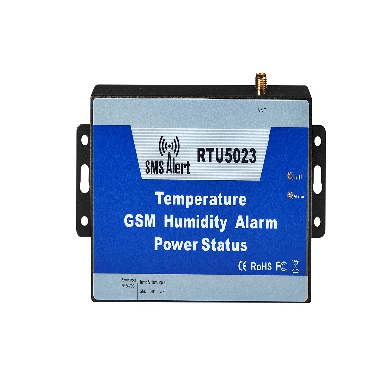 金鸽RTU5023 GSM 环境检测短信报警器