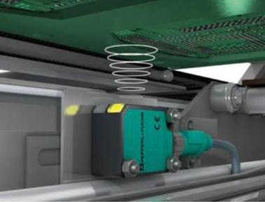 电子行业PCB检测神器 | 倍加福微型超声波F77系列 堪称经典!