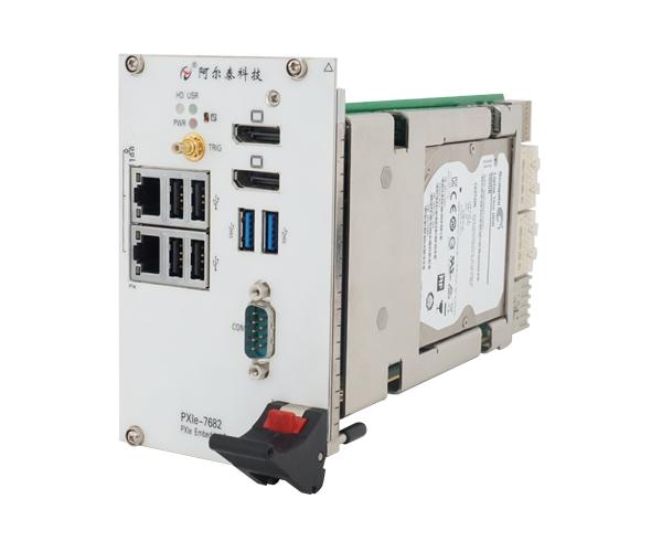 北京阿尔泰科技 PXIe控制器 PXIe7682主板 Corei7/i5/i3第四代高性能处理器