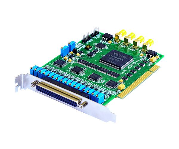 北京阿尔泰   PCI8018  14位 16路同步模拟输入  80KS采样频率