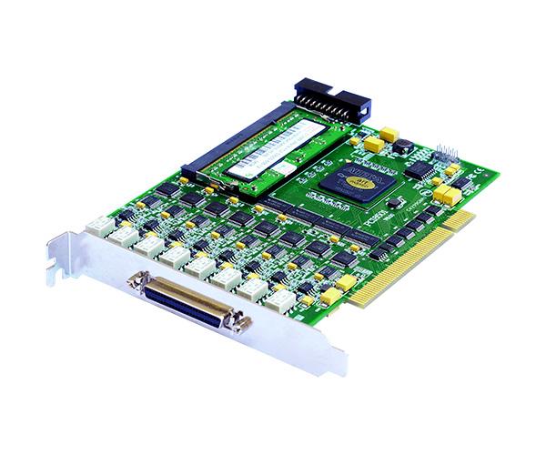 北京阿尔泰   PCI8501 16位 8路同步模拟最输入;带DIO功能  800KS采样频率