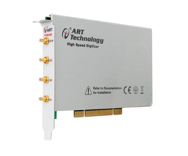 阿尔泰科技PCI8554B示波器卡2路150M高速模拟信号采集卡AD卡