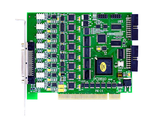 PCI8510采集卡 北京阿尔泰科技PCI采集卡 8路16位同步采集卡