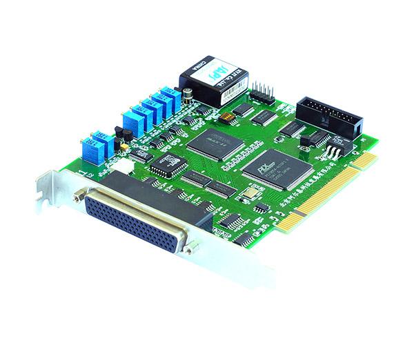 阿尔泰科技  PCI8211 12位 64路模拟最输入;带DA、DIO、计数器功能  1MS采样频率