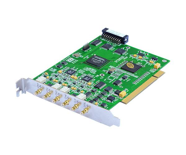 阿尔泰 高速同步采集卡 PCI8532 12位 20M 4路同步 模拟量输入