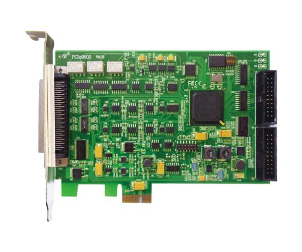 PCIe9602数据采集卡250K 单端32路 AD带DA和DIO计数器
