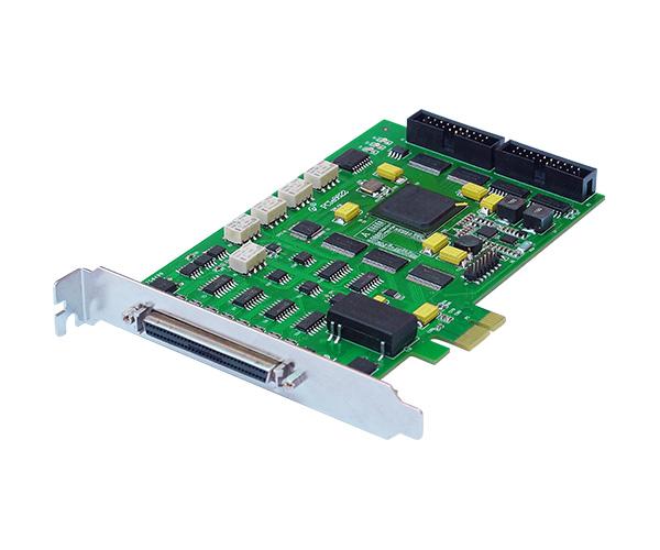 特价产品  PCIe总线多功能采集卡PCIe8622模拟量采集卡AI和DIO卡