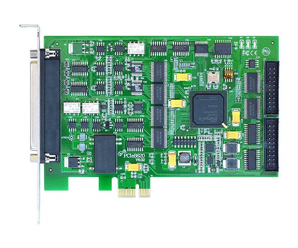 阿尔泰科技PCIe总线多功能采集卡PCIe8620模拟量采集卡,多功能卡