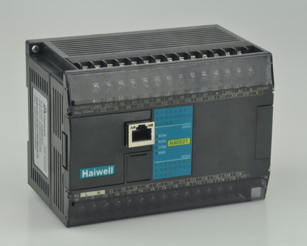 Haiwell海为N系列运动控制型PLC主机