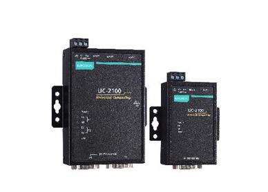 Moxa UC-2100 系列工业计算平台
