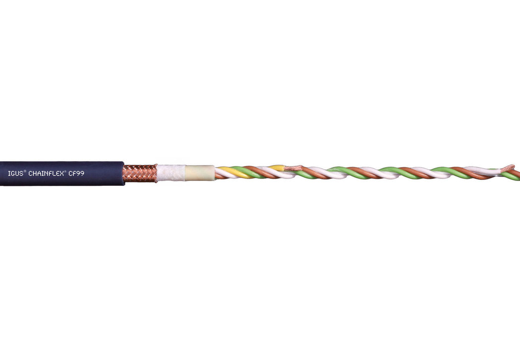 chainflex CF99 高柔性控制电缆