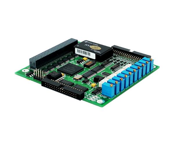 阿尔泰250K 16位 16路模拟量输入 带DA DIO 计数器功能PCH2953