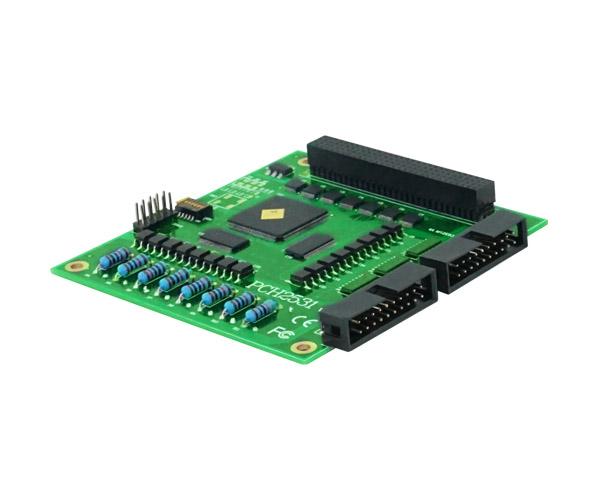 PC104+总线采集卡 阿尔泰科技  数字量产品