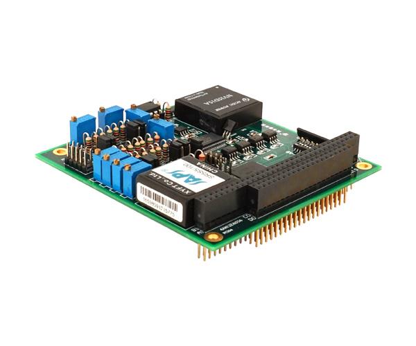 阿尔泰PC104总线 ART2003模拟量输出卡4路 16位 高速光隔离