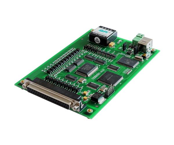 USB总线独立2轴驱动运动控制卡   USB1010  USB1020