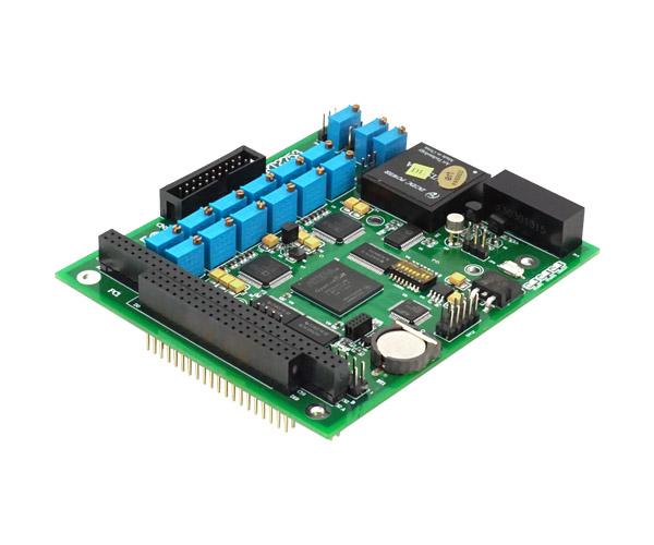 阿尔泰PC104总线采集卡ART2753数据采集卡12路16位带FIFO