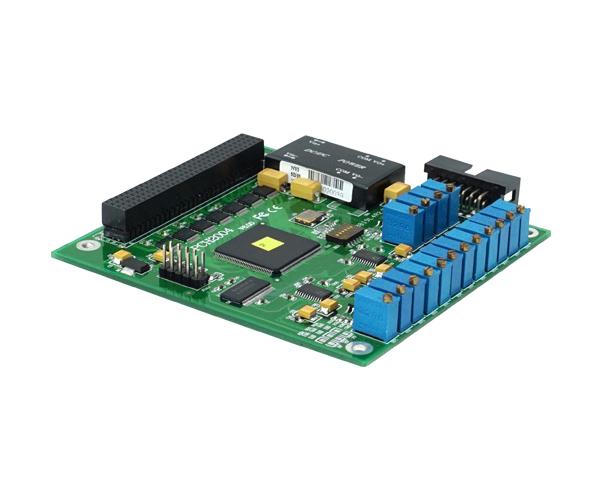 阿尔泰科技   模拟量输出(DA)产品  PC104+总线采集卡