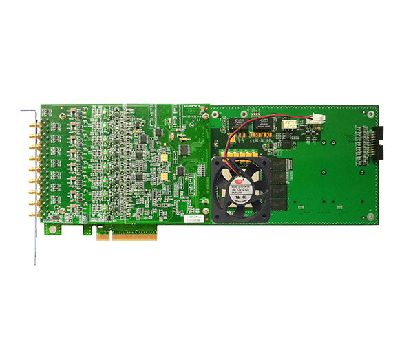 8路高速AD卡,每路100M PCIe高速AD卡  PCIe8582  北京阿尔泰