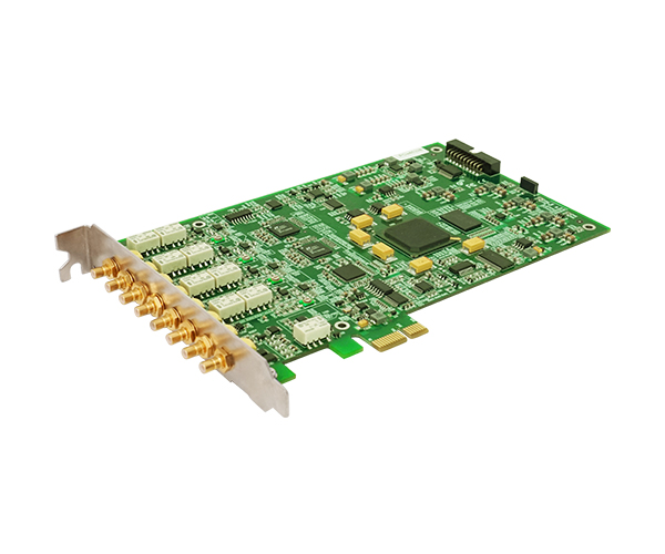 阿尔泰 PCIe示波器卡 高速AD卡 14位每路20M采样 PCIe8532B  PCIe8531B
