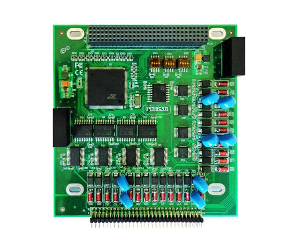 阿尔泰科技   通讯卡 8路RS232串口数据通信卡,最高频率为115200bp  PCH6201