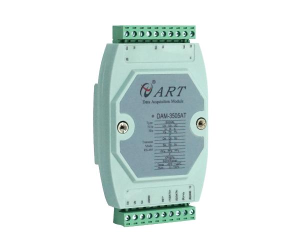 北京阿尔泰   电量采集  DAM-3505A(T) 三相全参数交流电量采集模块