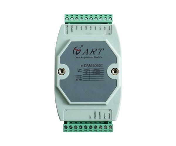 北京阿尔泰DAM3060C模拟量输出模块4 路电流输出