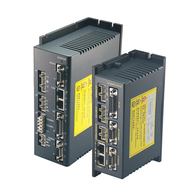 TECHSERVO泰科智能可编程直流/交流伺服驱动器APX系列