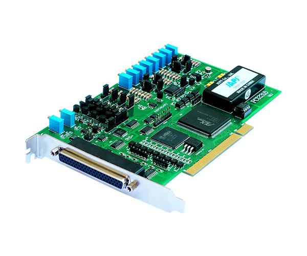 PCI2318数据采集卡AD32路 250K 16位 DA 4路12位   阿尔泰