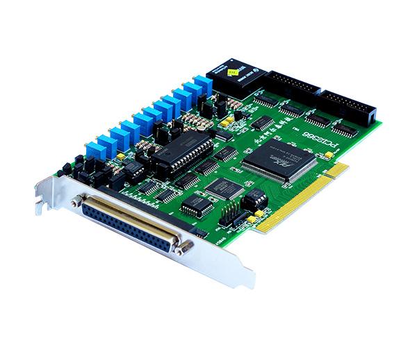 阿尔泰采集卡  PCI2366 多功能数据采集卡AD DA DIO 计数器