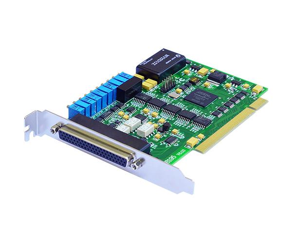 模拟采集卡  PCI8195   16通道16位180K AD DA 光隔离3路计数器  阿尔泰