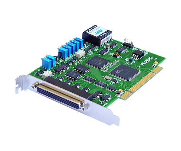 多功能采集卡PCI8640数据采集卡 32路14位400K带DA DIO阿尔泰科技
