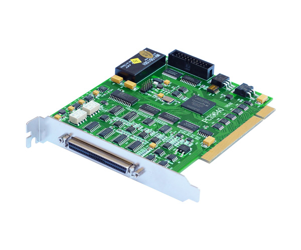 阿尔泰PCI9640多功能数据采集卡14位AD精度 400K采样频率