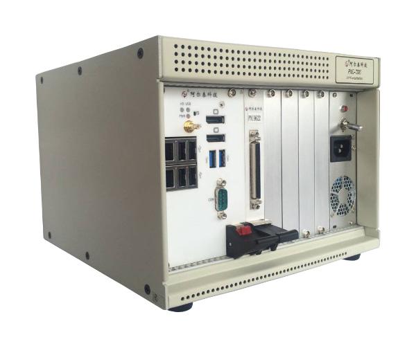 阿尔泰    PXIC-7306 3U 6槽 PXI测控机箱