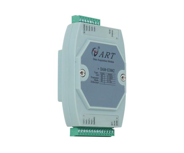 阿尔泰科技  以太网采集模块 模拟量输出 DAM-E3062