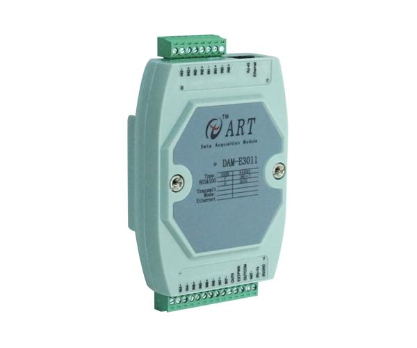 阿尔泰    以太网I/O模块 DAM-E3011  数字量输入、输出