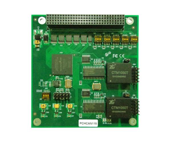 阿尔泰   PC104总线CAN通讯卡PCHCAN-115