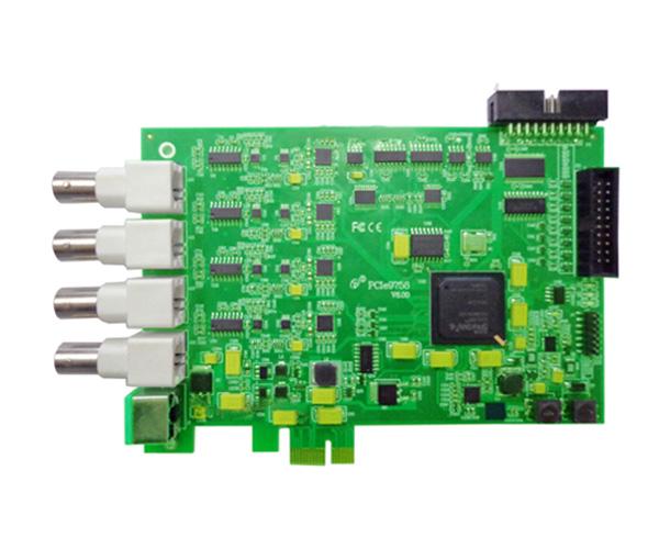 阿尔泰 16位 4路同步 每路10M采样 PCIe9758 带DIO、PWM功能