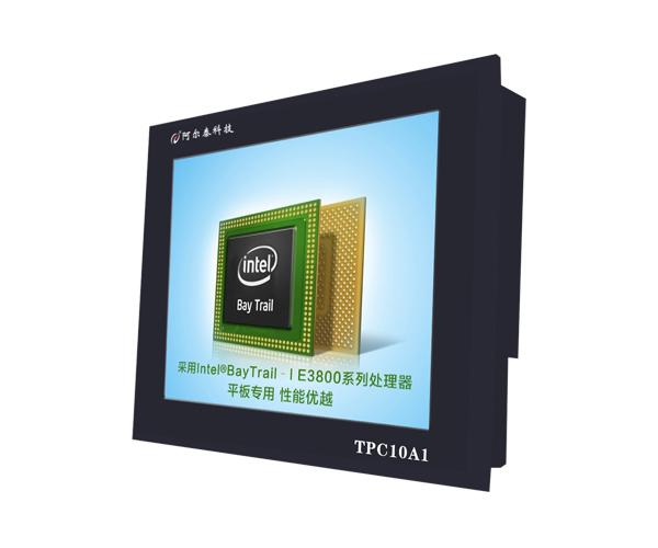 TPC10A1   阿尔泰  X86架构 10.4寸无风扇低功耗工业平板电脑