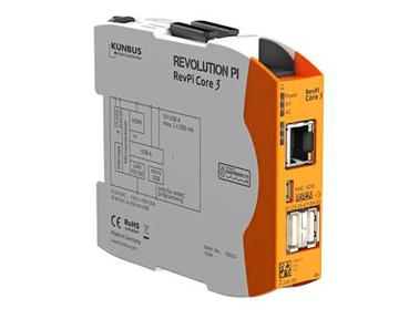 虹科电子小型IPC Revpi core 3