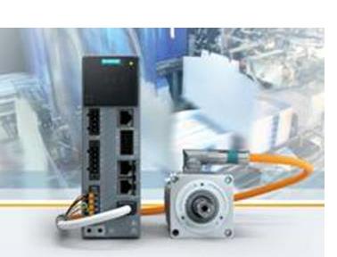 西门子Sinamics S210驱动器和Simotics S-1FK2电机伺服驱动系统