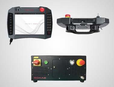 珞石Titanite工业机器人控制系统