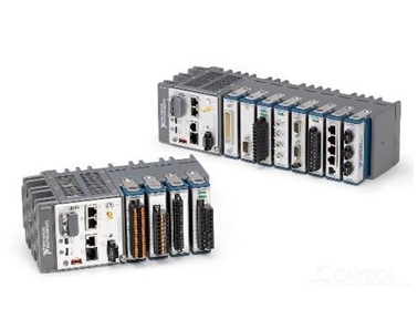 NI支持NI-DAQmx和TSN的CompactRIO控制器