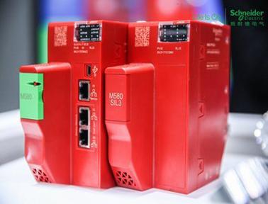 施耐德电气M580 Safety ePAC安全控制器